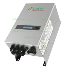 Grid-Tied Solar Pump inverter 7HP 5.5KW IP65