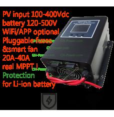 Manufacturer MPPT Charge Controller 20A 120-384V/480V/500V