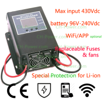MPPT Solar Charge Controller 55A 96/120/192/240V Isc50A