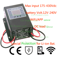 MPPT Charge Controller 55A 60/72/96/120V Isc50A