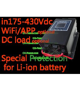 Solar MPPT Charge Controller 50A 12V-48V-96V 175Voc
