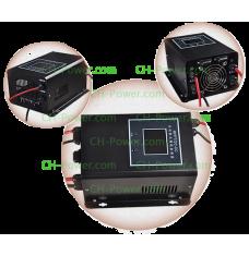 MPPT Charge Controller 30A 48V60V72V96V(Li-ion battery)