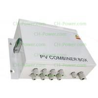 Solar DC Combiner Box 4inputs 600Vdc
