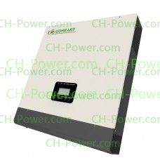 Hybrid Solar inverter 5kw with Grid feeding UPS MPPT