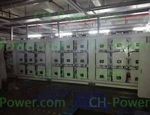 solar inverters aging wall