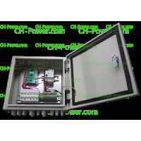 Solar PV Combiner Box 8inputs 600V-1KVdc