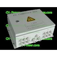 Solar PV Combiner Box 6inputs 600V-1KVdc